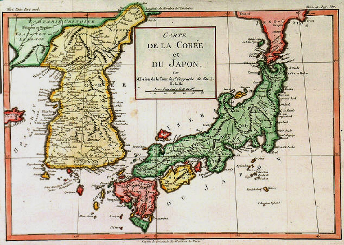 The Flower Girl And The Japanese Annexation Of Korea Pacifismorg - Map of japan and korea